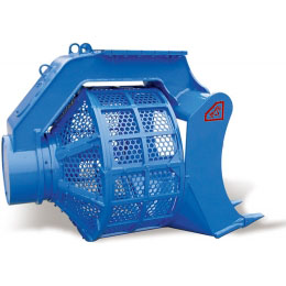 Rotary Screening Bucket HSB