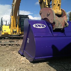 Demolition Attachments & Worktools for Excavators